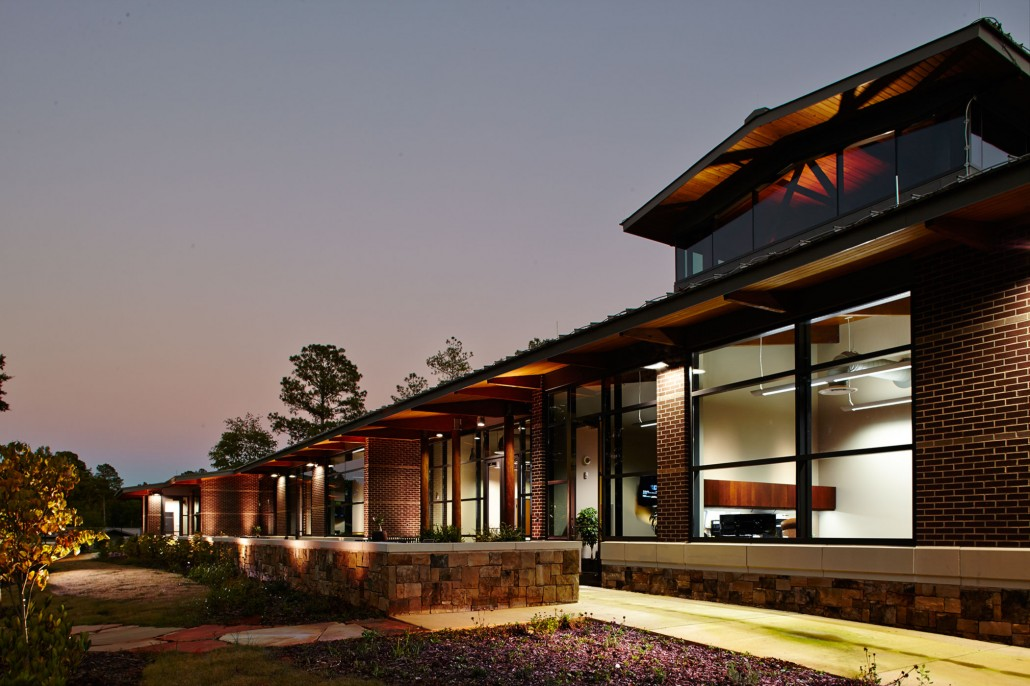 B Group Architecture Inc Opelika Utilities Administration