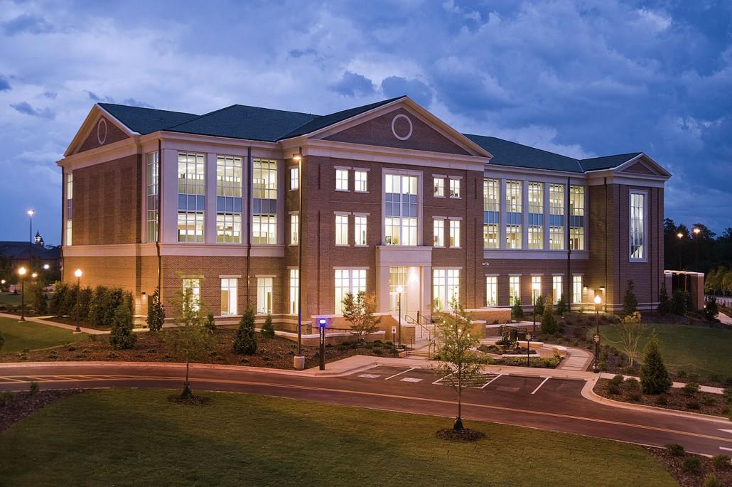B group architecture inc auburn university o i t - Auburn university interior design program ...