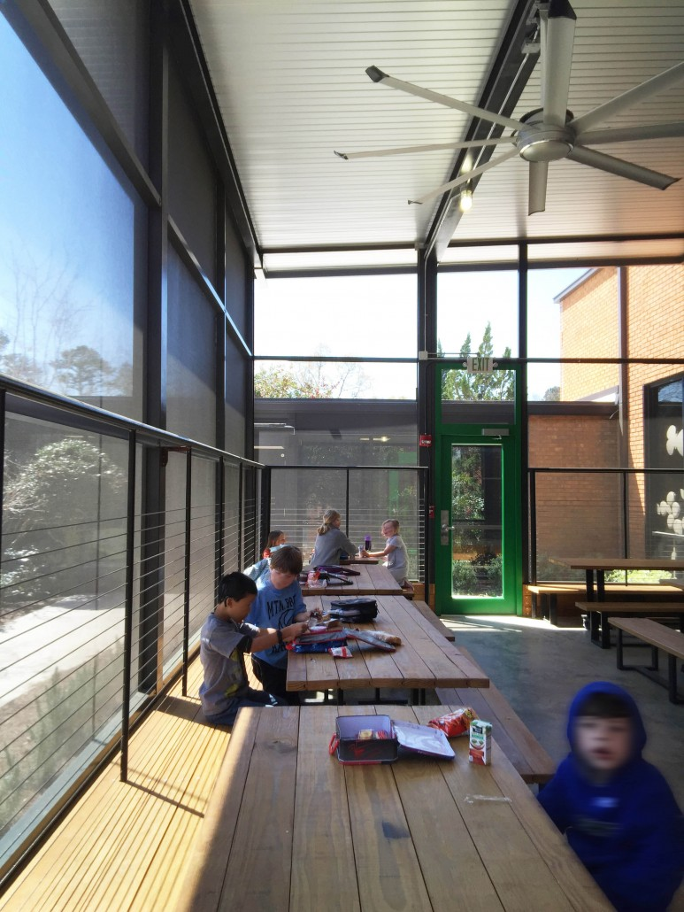 B Group Architecture Inc Brookwood Forest Elementary